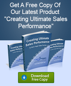 Get A Free Copy of  Creating Ultimate Sales Performance E Book